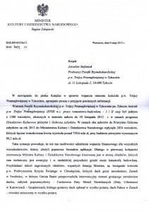 odpowiedz MKiDN 14 05 2013 str1